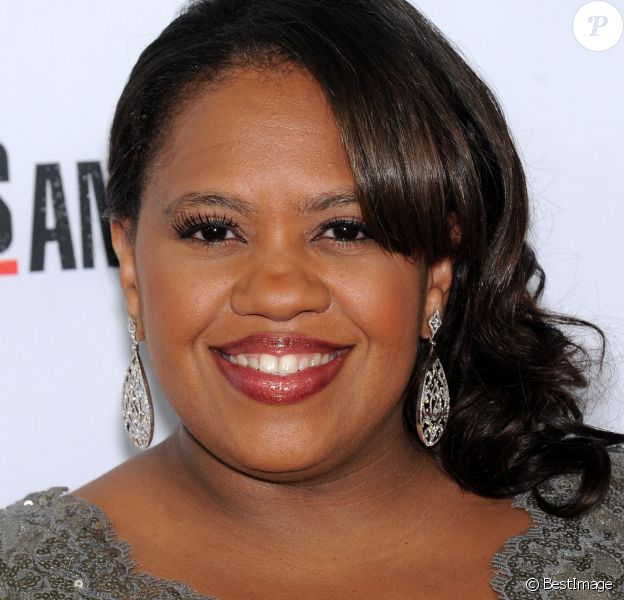 "Chandra Wilson - Soirée du 200e épisode de ""Grey's Anatomy"" à Hollywood, le 28 septembre 2013"