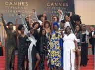 Aïssa Maïga et Sonia Rolland : Montée des marches dansante et engagée à Cannes !