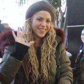 "Shakira reprend ""Quelqu'un m'a dit"", Carla-Bruni Sarkozy valide"