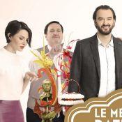 Le Meilleur Pâtissier - Audrey Gellet : La jurée déjà vue dans une émission !
