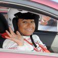Raven-Symone lors de la journée d'entraînement pour la 33e course annuelle Toyota en Californie