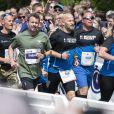 """Le prince Frederik de Danemark participe au """"Royal Run"""", organisée pour ses 50 ans à Esbjerg, Danemark, le 21 mai 2018. Pour les 50 ans du prince héritier Frederik de Danemark, des courses étaient organisées dans les 5 grandes villes du pays.21/05/2018 - Esbjerg"""