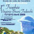 """""""1er Trophée Virginio Bruni-Tedeschi"""""""