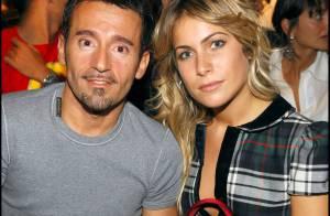 Le pilote Max Biaggi et Eleonora Pedron, miss Italie 2002, attendent leur premier enfant !