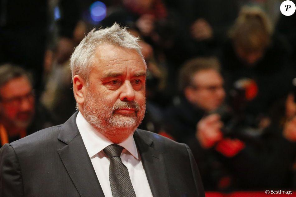 """Luc Besson - Avant-première du film """"Eva"""" lors du 68ème festival du film de Berlin, La Berlinale, le 17 février 2018"""