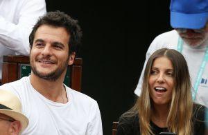 Amir : Complice avec sa femme Lital à Roland Garros