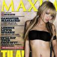 Tila Tequila, trop sexy en couverture de Maxim !