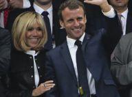 Brigitte Macron : Divine en cuir pour un moment complice avec Emmanuel
