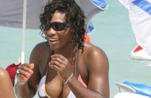 Pour Serena Williams, très en forme(s)... c'est sea, jet and fun après la défaite ! (réactualisé)