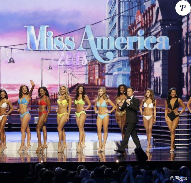Miss America 2018 à Atlantic City, le 10 septembre 2017.