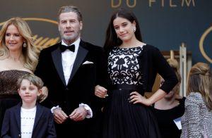 John Travolta: Trop fier de sa sublime Ella Bleu, loin de ses problèmes de poids