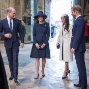 Kate, William, Harry et Meghan : Naissance, mariage... L'encombrante conséquence