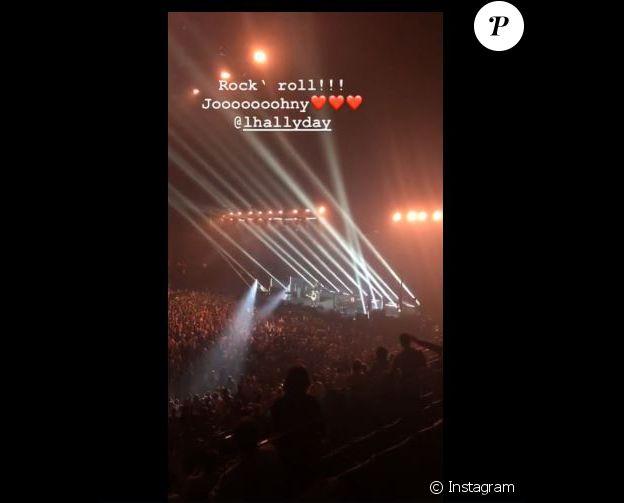 Alessandra Sublet a adressé un tendre message à Laeticia Hallyday sur Instagram le 5 juin 2018.