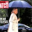 Paris Match, juin 2018.