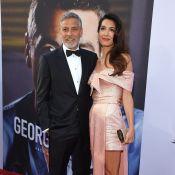 Amal Clooney fait pleurer son mari George avec une sublime déclaration d'amour
