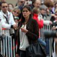 Maria Francesca, l'amoureuse de Rafael Nadal, à Monaco, le 12/04/09
