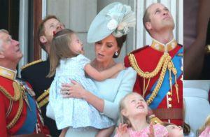 Charlotte et George de Cambridge : Petite crise et gros bavardages à Buckingham