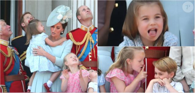 famille royale britannique photo