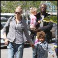 Heidi Klum et Seal en famille