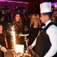 Exclusif - Magali Berdah - Soirée Shauna Events au Buddha Bar Hôtel à Paris le 27 septembre 2017. Shauna Events est une agence de communication, d'événementiel et de marketing social produisant des personnalités du monde des médias. © Lionel Urman/Bestimage