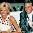 Exclusif - Album de famille d'Emmanuel Macron - Emmanuel Macron et sa femme Brigitte le jour de leur mariage, le 20 octobre 2007, au Touquet © Archives personnelles de Emmanuel Macron