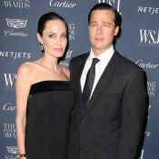 Angelina Jolie, menacée par Brad Pitt pour la garde des enfants, contre-attaque