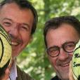 Jean-Luc Reichmann et Michel Sarran - Instagram, 18 juin 2018