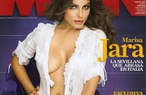 Marisa Jara, la bombe espagnole va vous donner chaud...