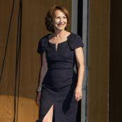 Nathalie Baye : Sans Laura Smet mais avec la pétillante Julie Gayet au Japon