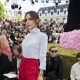 Victoria Beckham - People au défilé de mode Dior Homme collection Printemps-Eté 2019 à la Garde Républicaine lors de la fashion week à Paris, le 23 juin 2018. © Olivier Borde/Bestimage