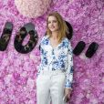 Natalia Vodianova - Photocall du défilé de mode Dior Homme collection Printemps-Eté 2019 à la Garde Républicaine lors de la fashion week à Paris, le 23 juin 2018. © Olivier Borde/Bestimage