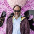 Luca Guadagnino - Photocall du défilé de mode Dior Homme collection Printemps-Eté 2019 à la Garde Républicaine lors de la fashion week à Paris, le 23 juin 2018. © Olivier Borde/Bestimage