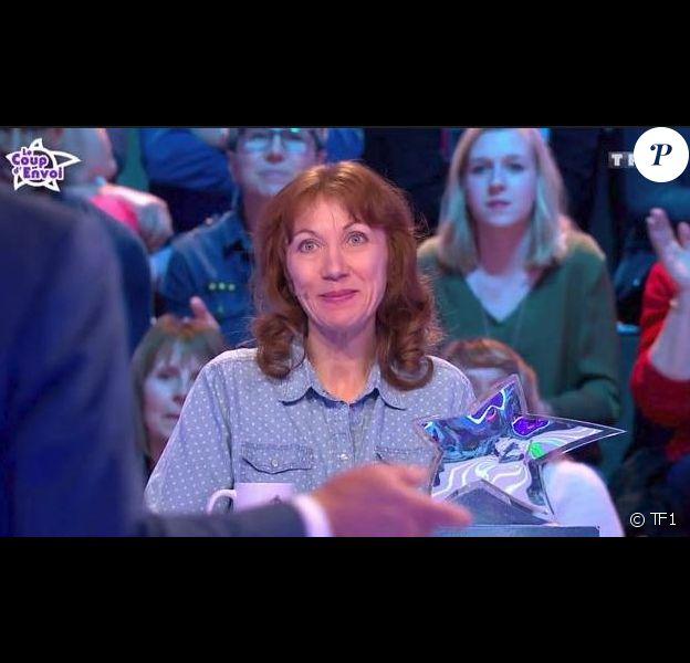 """Véronique dans """"Les 12 coups de midi"""", 2018"""