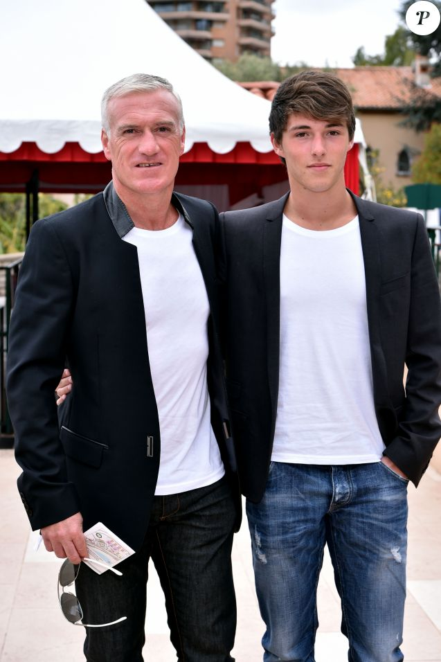 Didier Deschamps Son Fils Dylan En Couple Avec La Sublime Mathilde