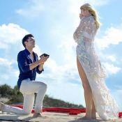 Devon Windsor fiancée : Le top model dévoile sa superbe bague