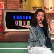 """Burger Quiz – La fille d'Alain Chabat dévoile les coulisses : """"C'est la guerre"""""""