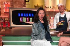 Burger Quiz – La fille d'Alain Chabat dévoile les coulisses :