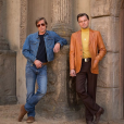 Leonardo DiCaprio et Brad Pitt sur la première photo d'Once Upon a Time in Hollywood