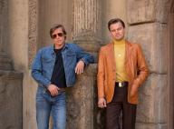 Brad Pitt et Leonardo DiCaprio enfin réunis au cinéma : La 1re photo dévoilée !