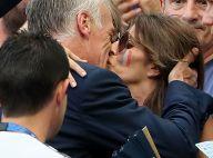 Didier Deschamps: Le baiser de la victoire de sa femme Claude, instants magiques