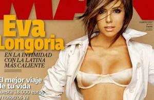 Eva Longoria... vous dévoile son petit mais très sexy gabarit !