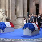Simone Veil au Panthéon : Emmanuel et Brigitte Macron lui rendent hommage