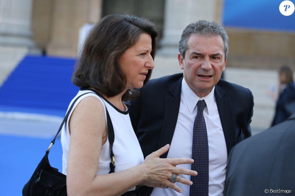 Agnes Buzyn Ministre Des Solidarites Et De La Sante Et Son Mari