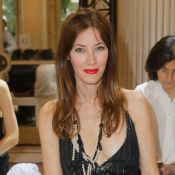Fashion Week : Mareva Galanter, spectatrice sublime pour Azzaro