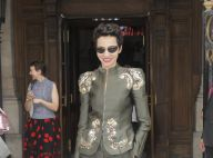 Fashion Week : Farida Khelfa, Alice Eve... défilé de stars à l'Opéra Garnier