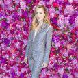 Melissa George - Défilé de mode Schiaparelli Haute-Couture collection Automne/Hiver 2018/19 lors de la fashion week à Paris, le 2 juillet 2018. © Olivier Borde/Bestimage
