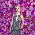 Anya Taylor-Joy - Défilé de mode Schiaparelli Haute-Couture collection Automne/Hiver 2018/19 lors de la fashion week à Paris, le 2 juillet 2018. © Olivier Borde/Bestimage