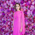 Mandy Moore - Défilé de mode Schiaparelli Haute-Couture collection Automne/Hiver 2018/19 lors de la fashion week à Paris, le 2 juillet 2018. © Olivier Borde/Bestimage
