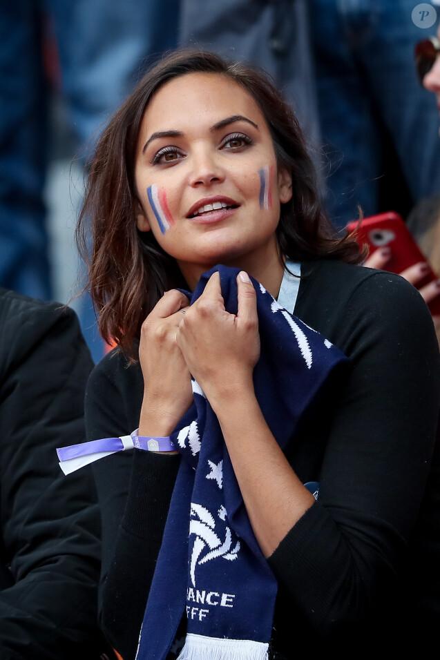 Valérie Begue lors du match de coupe du monde opposant la France au Pérou au stade Ekaterinburg à Yekaterinburg, Russie, le 21 juin 2018. La France a gagné 1-0. © Cyril Moreau/Bestimage