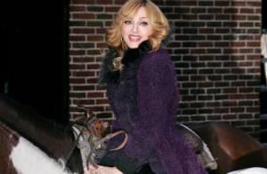 Madonna hospitalisée après une chute de cheval !